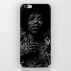 Hendrix iPhone & iPod Skin