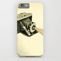iPhone & iPod Case featuring It's a Colourful World by Cassia Beck