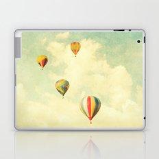 Drifting Balloons Laptop & iPad Skin