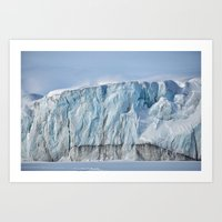 Svalbard 2 Art Print