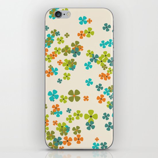Delilah iPhone & iPod Skin