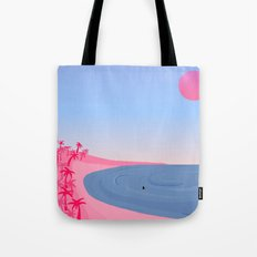 Never Alone // On Your Own Tote Bag