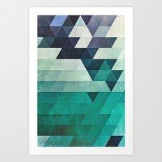 aqww hyx Art Print