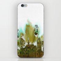 New Horizon iPhone & iPod Skin