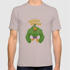 coupling up (accouplés) Donald Dhulk Mens Fitted Tee Cinder SMALL
