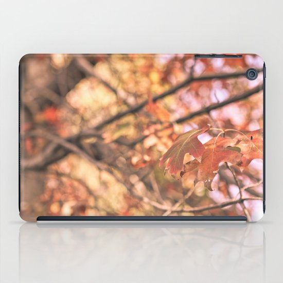 Autumn Leaves iPad Case