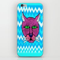 koolkat iPhone & iPod Skin