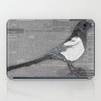 Bad News Bird iPad Case