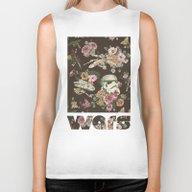Botanic Wars Biker Tank