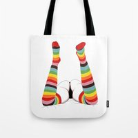 Booty Tote Bag