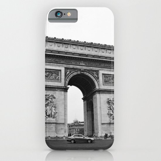 Arc de Triomphe Noir iPhone & iPod Case