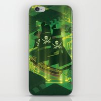 Search and Destroy iPhone & iPod Skin