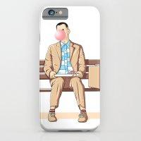 Bubble Gump iPhone 6 Slim Case