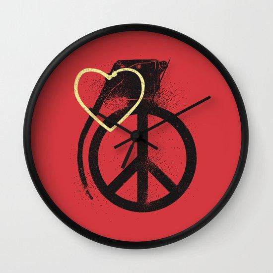 Full power Wall Clock