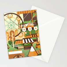 Let's Camp, shall we? Stationery Cards