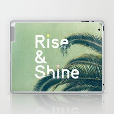 Rise & Shine Laptop & iPad Skin