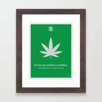 Medical Condition Framed Art Print
