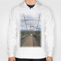 Across the Bridge and Beyond Hoody