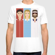 The Children Tenenbaum Mens Fitted Tee White SMALL