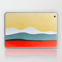 Abstract landscape 2 Laptop & iPad Skin