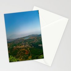 Desert Oasis Stationery Cards
