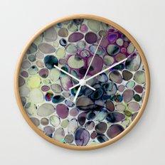 splash 2 Wall Clock