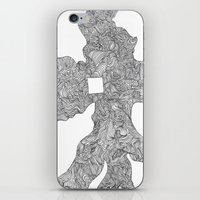 pancake iPhone & iPod Skin