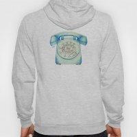 Rotary Telephone - Ballp… Hoody