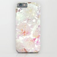 Glittering Pastel Flora… iPhone 6 Slim Case