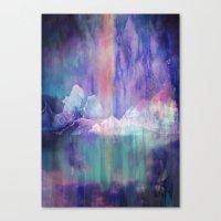 Northern Lights Adventur… Canvas Print