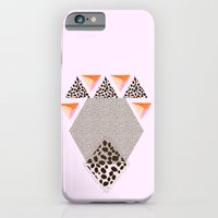 LEOPARD DIAMOND iPhone 6 Slim Case