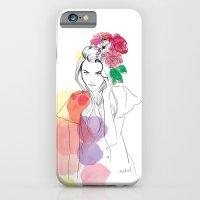 Flower Crowns iPhone 6 Slim Case