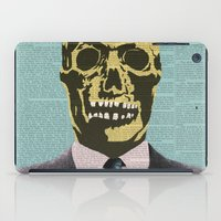Working Man iPad Case