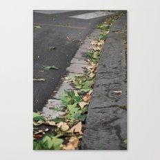 Italy Curb Canvas Print