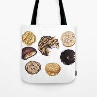 Girl Scout Cookies Tote Bag
