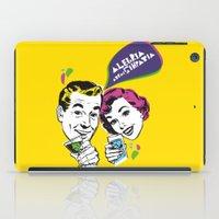 Alegria  iPad Case