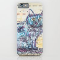 Here kitty, kitty iPhone 6 Slim Case