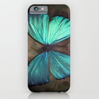 Vintage Butterfly iPhone 6 Slim Case