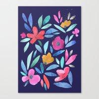 Hope Flower Canvas Print