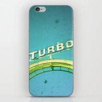 Turbo iPhone & iPod Skin