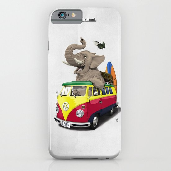 Pack the Trunk iPhone & iPod Case