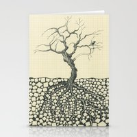 Artificial Tree N.13 Stationery Cards