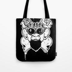 Rock Out Monkey Boy Tote Bag