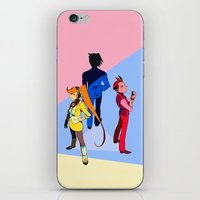 Wright Anything Agency iPhone & iPod Skin