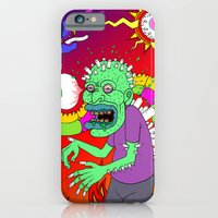 iPhone & iPod Case featuring Hero-In by  Grotesquer