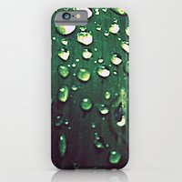 Riding Out The Rain iPhone 6 Slim Case