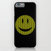 iPhone & iPod Case featuring Smile by dTydlacka