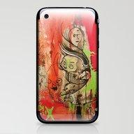 Art Is Yoghurt / Kunst I… iPhone & iPod Skin