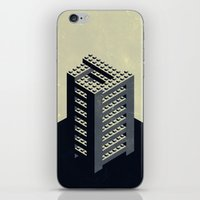 The Impossible Tower iPhone & iPod Skin