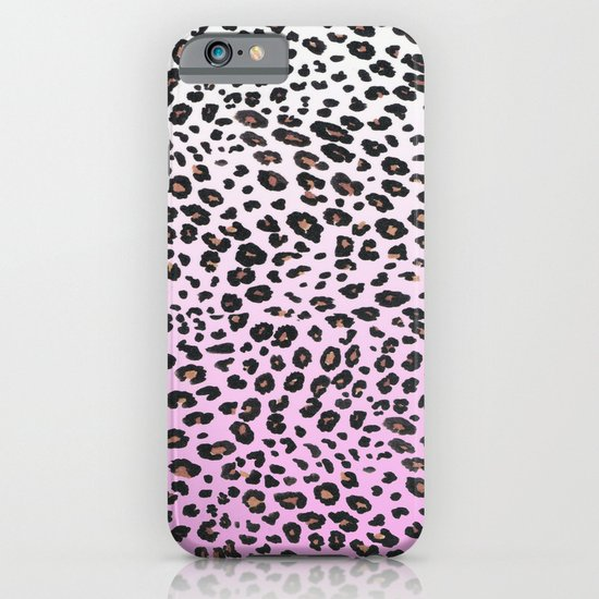 PINK LEOPARD  iPhone & iPod Case